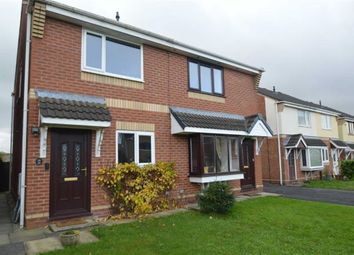 Thumbnail 2 bed semi-detached house to rent in Collingwood, Clayton Le Moors, Accrington