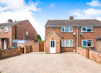 Thumbnail 2 bed semi-detached house for sale in Pinnocks Way, Botley, Oxford