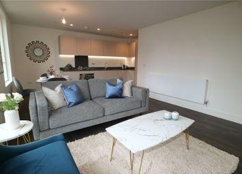Thumbnail 2 bed flat to rent in Mclaren Court, Wembley