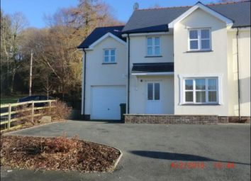 Thumbnail 4 bed semi-detached house to rent in Heol Y Fedwen, Ciliau Aeron, Lampeter