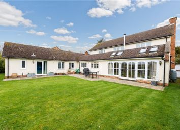 Thumbnail 5 bed detached house for sale in Hatchet Lane, Stonely, St Neots, Cambridgeshire