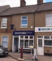 Thumbnail 1 bedroom flat to rent in High Street, Stanstead Abbotts, Herts