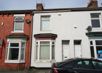 Thumbnail 2 bedroom terraced house for sale in 16 Wylam Street, Middlesbrough, Cleveland