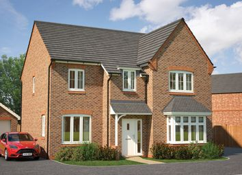 """Thumbnail 5 bed detached house for sale in """"The Birch """" at Haygate Road, Wellington, Telford"""