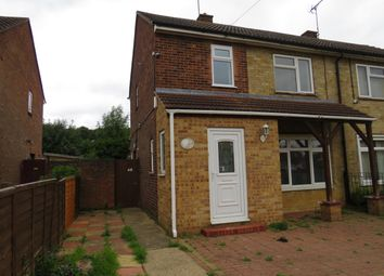 Thumbnail 3 bed semi-detached house for sale in Lavender Crescent, Dogsthorpe