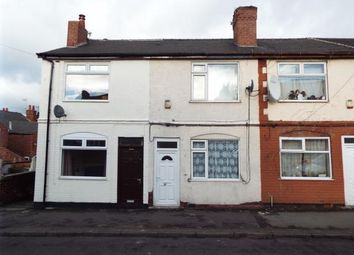 Thumbnail 3 bed terraced house for sale in Bainbridge Road, Warsop, Mansfield, Nottinghamshire