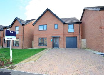 Thumbnail 4 bed detached house for sale in Caerleon Road, Dinas Powys