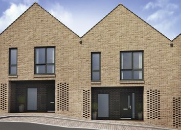 "Thumbnail 3 bed end terrace house for sale in ""The Eve"" at Brunel Street, Bensham, Gateshead"
