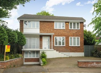 Thumbnail 4 bed detached house to rent in Blenheim Road, High Barnet