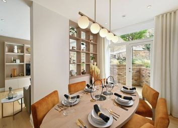 Thumbnail 3 bed flat for sale in Chiswick Gate, Chiswick, London