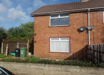 Thumbnail 2 bed semi-detached house to rent in Marygold Leaze, Longwell Green, Bristol