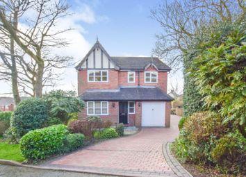 Crown Gardens, Talke, Stoke-On-Trent ST7. 4 bed detached house for sale