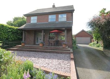 Thumbnail 3 bed detached house for sale in Longford, Market Drayton