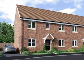 "Thumbnail 2 bed semi-detached house for sale in ""Morley"" at Hollybush Lane, Burghfield Common, Reading"