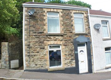 Thumbnail 2 bed end terrace house to rent in Graig Road, Morriston