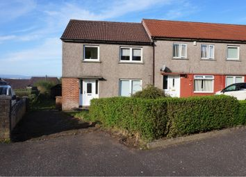 Thumbnail 3 bed terraced house for sale in Fenwick Drive, Glasgow