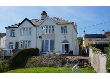 Thumbnail 3 bed semi-detached house for sale in Mount Street, Menai Bridge