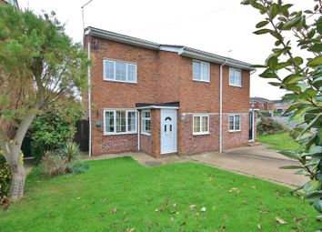 Thumbnail 3 bed semi-detached house for sale in Great How, St Ives, Cambs
