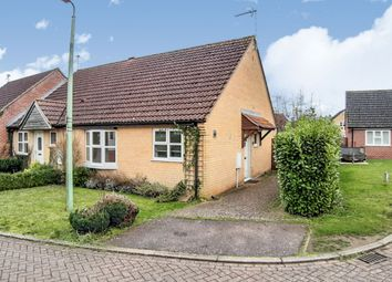 Thumbnail 2 bed semi-detached bungalow for sale in Shetlands, Stanton, Bury St. Edmunds