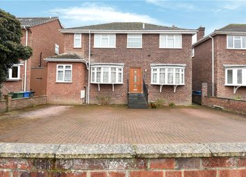 Thumbnail 5 bed detached house for sale in Gloucester Drive, Staines-Upon-Thames, Surrey