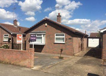 Thumbnail 2 bed bungalow for sale in Ridgeway Lane, Warsop, Mansfield