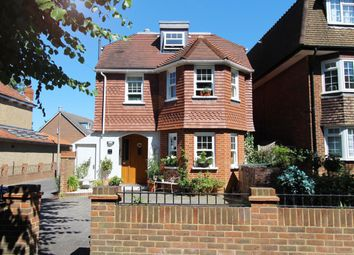 Thumbnail 4 bed detached house to rent in Geneva Road, Kingston Upon Thames