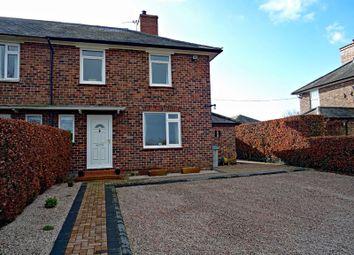 3 bed semi-detached house for sale in Powerhouse Terrace, Gretna DG16