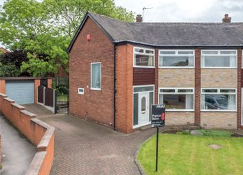 Thumbnail 4 bed semi-detached house for sale in Brunswick Gardens, Garforth, Leeds, West Yorkshire