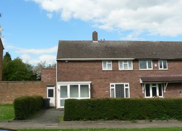 Thumbnail 3 bed terraced house to rent in Whipperley Way, Farley Hill