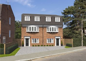 Thumbnail 4 bed semi-detached house for sale in Lower Park Road, Loughton, Essex