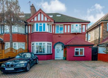 Thumbnail 6 bed semi-detached house for sale in Western Avenue Business, Mansfield Road, London