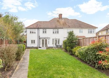 Thumbnail 5 bed semi-detached house to rent in Woodland Way, London