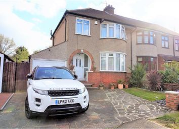 Thumbnail 3 bed semi-detached house for sale in Merewood Road, Bexleyheath