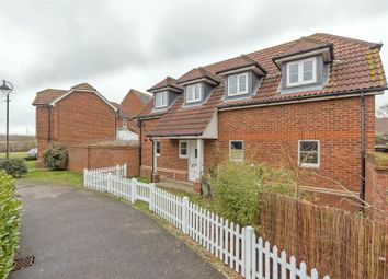 Thumbnail 2 bed flat for sale in Avocet Walk, Iwade, Sittingbourne