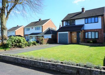 Thumbnail 3 bedroom detached house for sale in Tyninghame Avenue, Wolverhampton