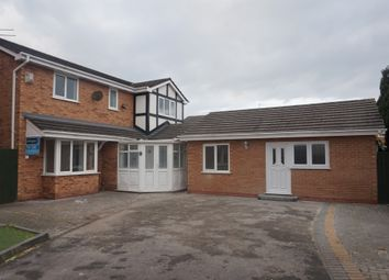 Thumbnail 4 bed detached house for sale in Magnolia Close, Halewood, Liverpool