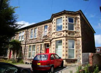 Thumbnail 2 bedroom flat to rent in Cromwell Road, St Andrews, Bristol