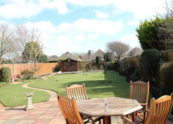 Thumbnail 3 bed detached bungalow for sale in The Roystons, East Preston, West Sussex