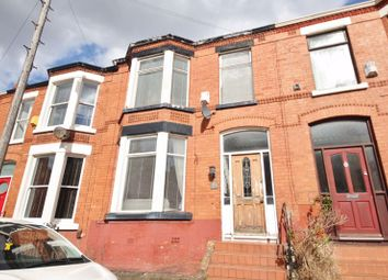 Thumbnail 3 bed terraced house for sale in Lyttelton Road, Aigburth, Liverpool