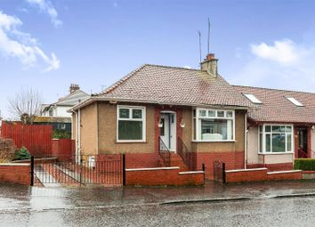 Thumbnail 2 bed terraced bungalow for sale in Woodlands Road, Woodfarm, Glasgow