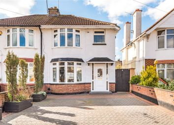 Langford Grove, Old Walcot, Swindon, Wiltshire SN3. 3 bed semi-detached house for sale