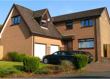 Thumbnail 5 bed detached house for sale in Cherry Tree Drive, Lanark