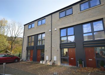 Thumbnail 3 bed town house for sale in 5 Riverside Court, Ripponden