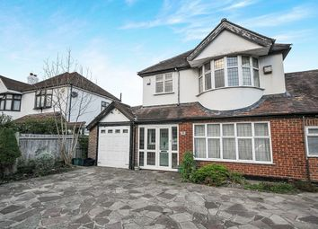 Thumbnail 5 bed detached house to rent in Beckenham Road, West Wickham