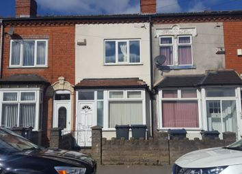 Thumbnail 3 bed terraced house to rent in Reddings Lane, Tyseley, Birmingham