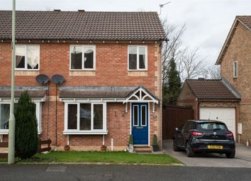 Thumbnail 3 bed semi-detached house for sale in Heol Ysgawen, Llanharry, Pontyclun, Mid Glamorgan