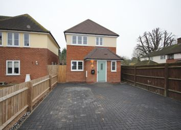 Thumbnail 3 bed detached house to rent in Bittenham Close, Stone, Aylesbury