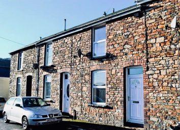 Thumbnail 2 bed terraced house for sale in Matthew Terrace, Pontnewynydd, Pontypool