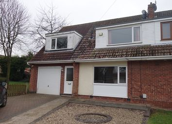 Thumbnail 5 bed semi-detached house to rent in Latimer Close, Blaby, Leicester