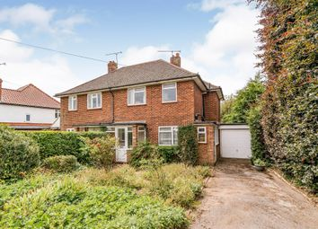 Thumbnail Semi-detached house for sale in Furze Platt Road, Maidenhead